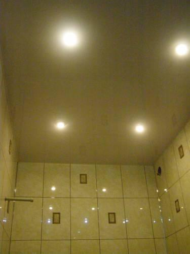 Пластиковая плитка для ванной фото